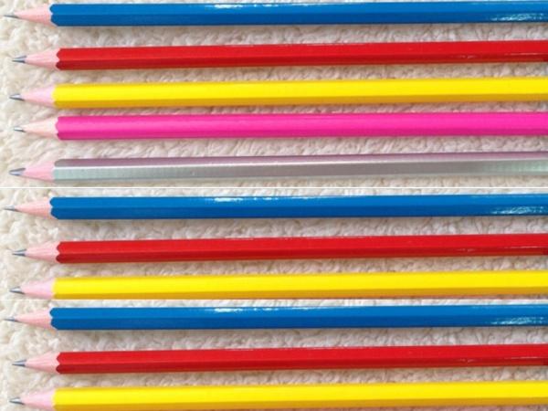Bút Chì Lục Giác HB3678 New